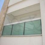 balkon güvenlik filesi uygulaması